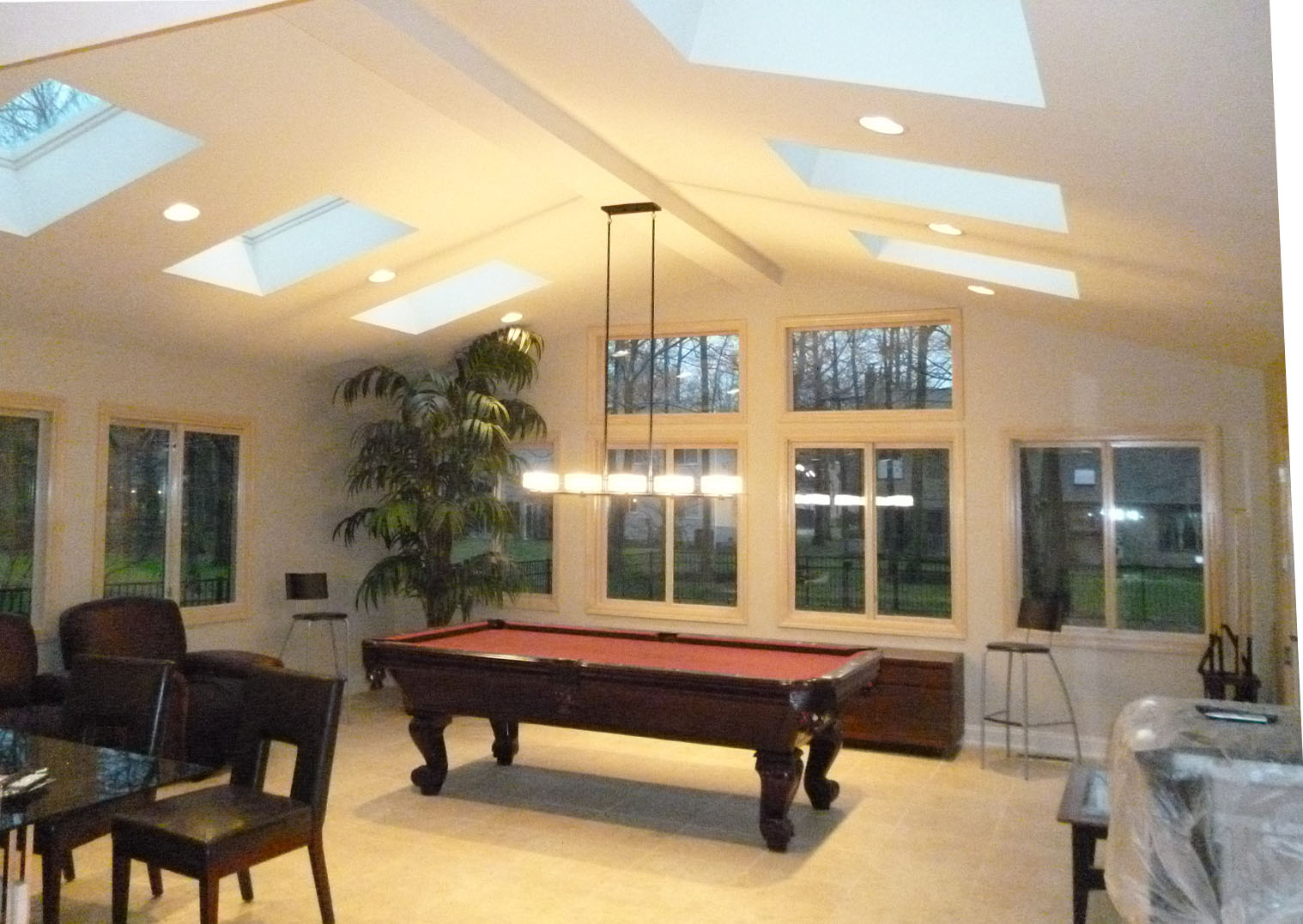 Family Room Renovation And Addition Smith Architects Llc
